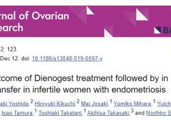 J Ovarian Res:IVF-ET前进行DNG治疗并不能改善子宫内膜异位症不孕妇女的临床疗效