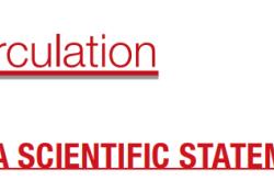 "<font color=""red"">2020</font> <font color=""red"">AHA</font> <font color=""red"">科学</font><font color=""red"">声明</font>|风湿性心脏病的当代诊断<font color=""red"">和</font>管理:对缩小差距<font color=""red"">的</font>意义"