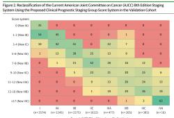 JAMA Oncology:一种新可以更好地预测非转移性前列腺癌患者预后的新分期系统