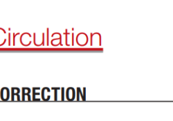 """校正 2020 AHA科学声明:新型<font color=""""red"""">降糖</font><font color=""""red"""">药</font><font color=""""red"""">物</font>对<font color=""""red"""">糖尿</font><font color=""""red"""">病</font>和慢性肾<font color=""""red"""">病患</font><font color=""""red"""">者</font>的<font color=""""red"""">心</font><font color=""""red"""">肾</font>保护作用"""