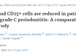 "J Periodontal Res:Tregs参与了牙周炎的骨<font color=""red"">免疫</font>学机制,有利于临床治疗决策的制定"
