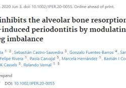 "J Periodontol:口服波耳丁可抑制牙槽骨吸收,用于<font color=""red"">牙周炎</font>的治疗"