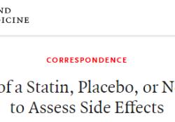 """NEJM:他汀的肌痛<font color=""""red"""">副作用</font>,是真实的吗?"""