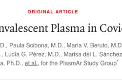 NEJM:新冠患者的恢复期血浆——被高估的抗体治疗