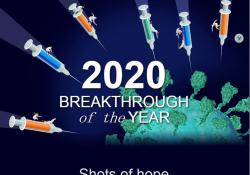 """2020年Science <font color=""""red"""">十</font><font color=""""red"""">大</font>医学研究与发现丨梅斯评述"""