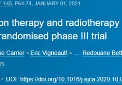 """Eur J Cancer:<font color=""""red"""">雄激素</font>剥夺疗法<font color=""""red"""">联合</font>放疗<font color=""""red"""">治疗</font>中危前列腺癌的3期临床试验结果"""