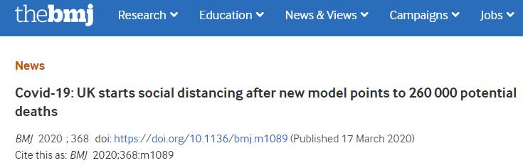 """BMJ:英国放弃的""""群体免疫"""",荷兰打算跟进!两大顶刊:可以""""抄一下""""中韩作业"""