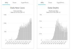6月11日全球新冠肺炎(COVID-19)疫情简报,累计确诊超744万