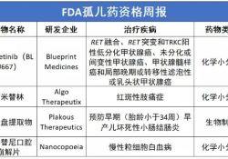"FDA:12项药物被认定为<font color=""red"">孤儿</font><font color=""red"">药</font><font color=""red"">资格</font>"