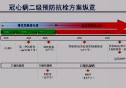 """OCC 2020丨钱菊英:<font color=""""red"""">冠心病</font>抗栓方案纵览"""