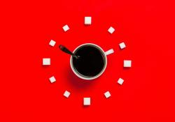 "AM J Clin Nutr:摄入含糖饮料导致罹患高<font color=""red"">尿酸</font>血症风险增加,无糖饮料或更健康"