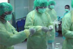 中国印发手册规范新冠病毒核酸检测 明确报告时限
