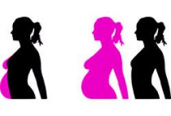 目前没有足够证据表明孕妇感染了新冠肺炎病毒可以传染给胎儿