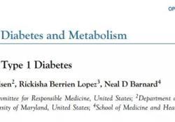 """富含碳水<font color=""""red"""">化合</font><font color=""""red"""">物</font><font color=""""red"""">的</font>植物性饮食或可改善Ⅰ型糖尿病"""