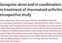 "Lancet Rheumato:羟氯喹治疗<font color=""red"">类风湿</font><font color=""red"">性</font><font color=""red"">关节炎</font>安全<font color=""red"">性</font>研究"