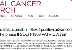 """Clin Cancer Res:<font color=""""red"""">帕</font>博西<font color=""""red"""">利</font>联合曲妥珠单抗治疗HER2+晚期乳腺癌的疗效"""