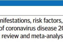 BMJ:新冠肺炎感染孕婦的臨床特征研究