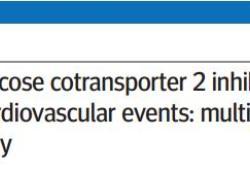 BMJ:SGLT2抑制剂可降低II型糖尿病患者的心血管事件风险