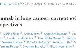 "Future Oncol:Pembrolizumab在<font color=""red"">肺癌</font>中的治疗效果"