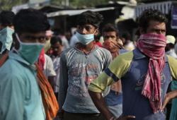 新冠疫情已超1000000死亡!印度感染者恐超1亿?