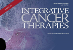 肿瘤学期刊推荐:INTEGRATIVE CANCER THERAPIES