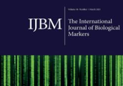 """肿瘤学期刊推荐:The International <font color=""""red"""">Journal</font> of Biological Markers"""