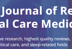 AJRCCM:肺动脉高压联合疗法、分阶段及目标导向疗法