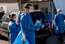 全球新冠病毒突变频现,美国俄亥俄州现两种新变异株