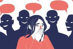 """""""我有社交恐惧症"""",这不是一句玩笑"""