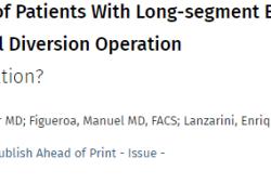Ann Surg:AS-DD术式治疗长段Barrett食管的远期(18年)预后!