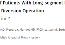 "Ann Surg:AS-DD术式治疗长段Barrett食管的远期(<font color=""red"">18</font>年)预后!"