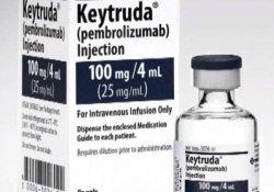 "2020世界肺癌大会:Keytruda联合<font color=""red"">化疗</font>使晚期NSCLC生存期翻倍"