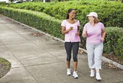Nature子刊:慢速步行者新冠死亡风险更高!