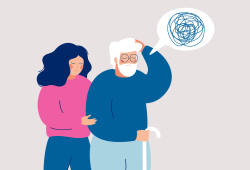 Alzheimer's & Dementia :英国顶尖大学合作发现:中度的大脑病理改变可显著加速痴呆