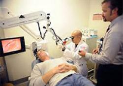 "Am J Otolaryngol:CT和<font color=""red"">内窥镜</font>在评估转诊鼻内冷冻消融术患者中的作用"