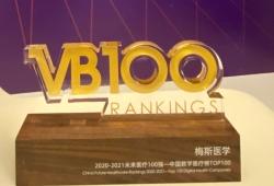 """喜报!梅斯医学入选""""2020-2021未来医疗100强·数字医疗榜TOP100"""""""