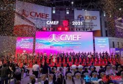 2021 CMEF盛大开幕!近5000家企业携3万余产品亮相