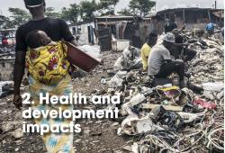 世卫警告称电子垃圾已影响数百万儿童健康