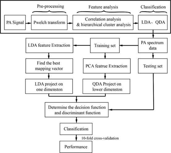 過光聲光譜學和機器學習結合有益于診斷前列腺癌