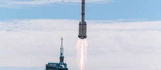 神舟十二号载人飞船顺利发射升空,将进行大规模生命科学研究