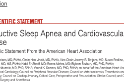 """专家解读:美国心脏协会呼吁心血管疾病患者该查""""睡眠杀手"""""""