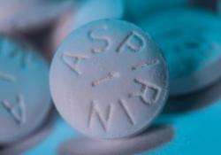 """阿司匹林并不能提高COVID-19<font color=""""red"""">住院</font>病人的生存率"""