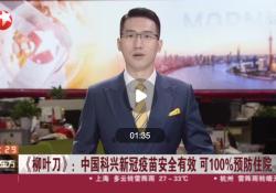 "Lancet:中国科兴新冠疫苗可100%预防<font color=""red"">住院</font>"