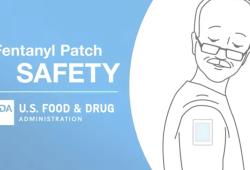 FDA警告!意外接触芬太尼止痛贴导致儿童死亡