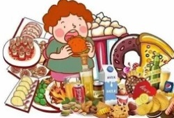 Am J Clin Nutr:无节制饮食可增加消化系统癌症风险!