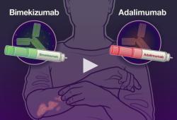 NEJM:Bimekizumab与阿达木单抗对斑块状银屑病的疗效比较,王者诞生?