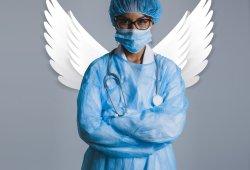 巴西护士新冠肺炎感染率和死亡率-来自一项横断面研究