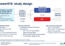 "Lancet:<font color=""red"">EGFR</font>野生型的早期NSCLC患者,免疫治疗获益显著(IMpower010研究)"