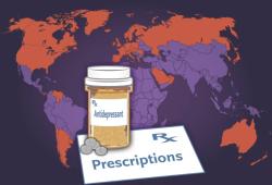 NEJM:初级保健中抑郁症患者该维持还是停用抗抑郁药?