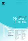 J NUMBER THEORY